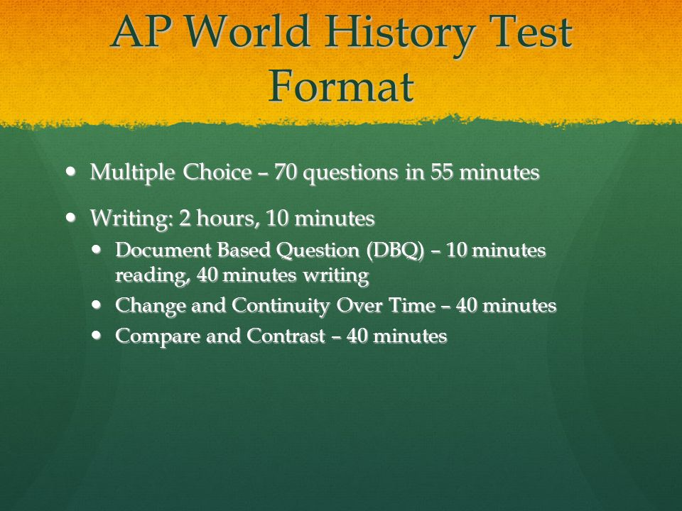 Help on compare and contrast essay for AP world history`?