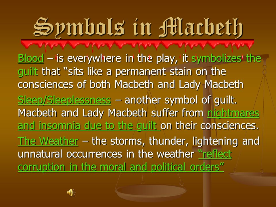 imagery in macbeth essay