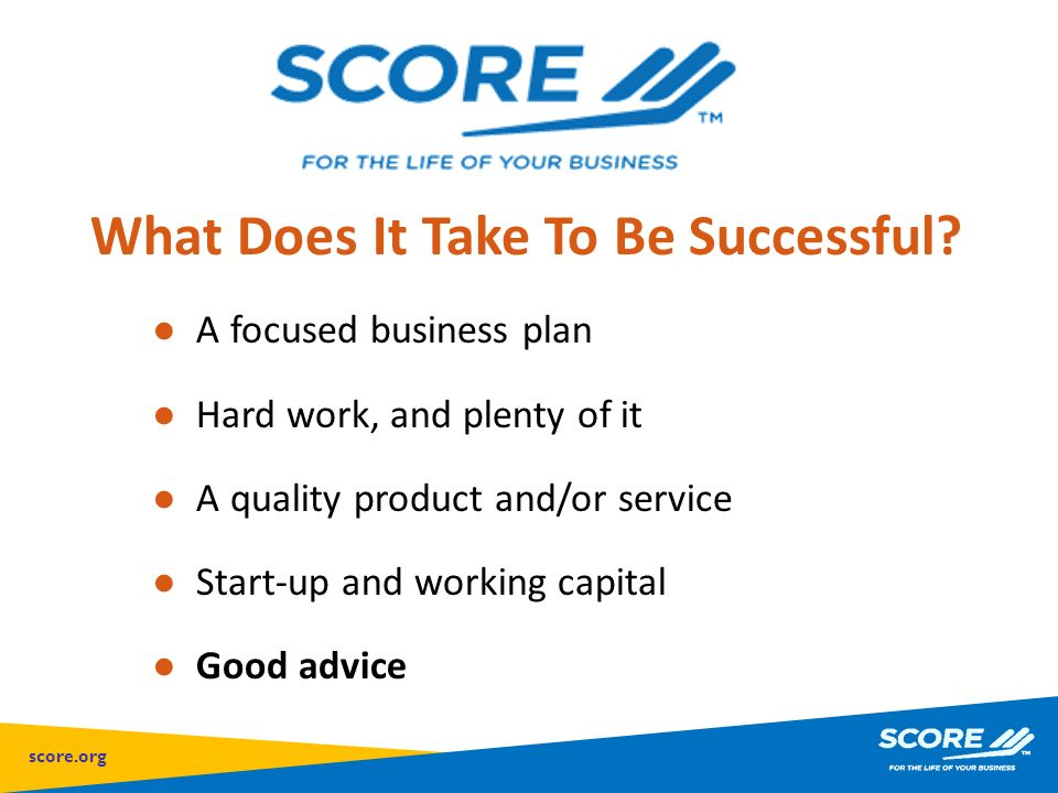Scoreorg Live Your Dream SCORE Can Help Scoreorg Mission - Scoreorg business plan template