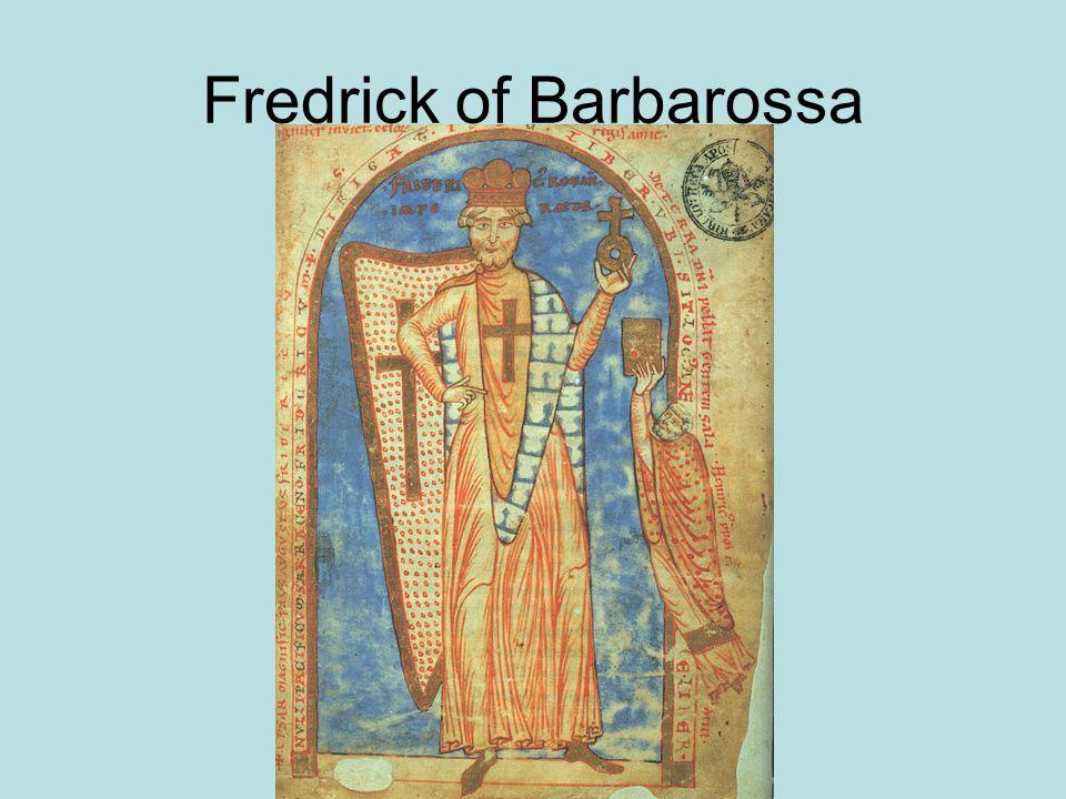 Fredrick of Barbarossa
