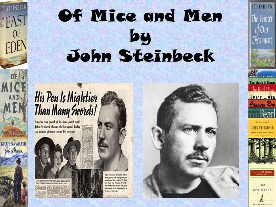 essays written by john steinbeck
