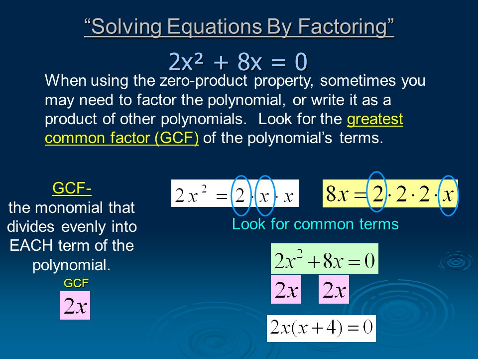 Do Now 3210 Take out HW from last night Greatest Common – Factoring Using Gcf Worksheet