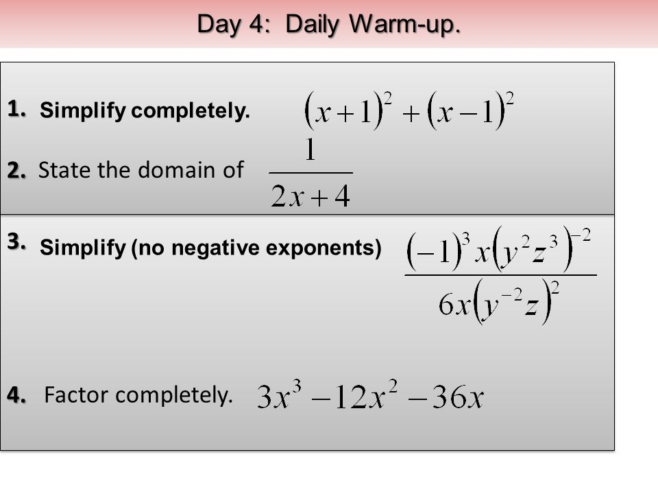 Delighted Math Drills Simplifying Expressions Pictures Inspiration ...