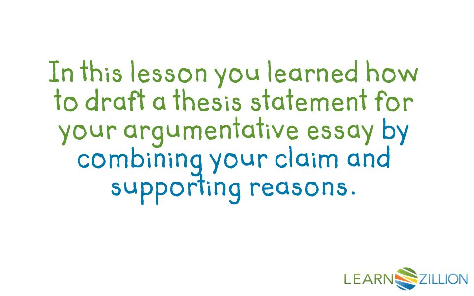 how do you find a thesis statement in an article These formulas share two characteristics all thesis statements should have: they state an argument and they reveal how you will make that argument they are not specific enough, however, and require more work refine as you work on your essay, your ideas will change and so will your thesis here are examples of weak and strong thesis.