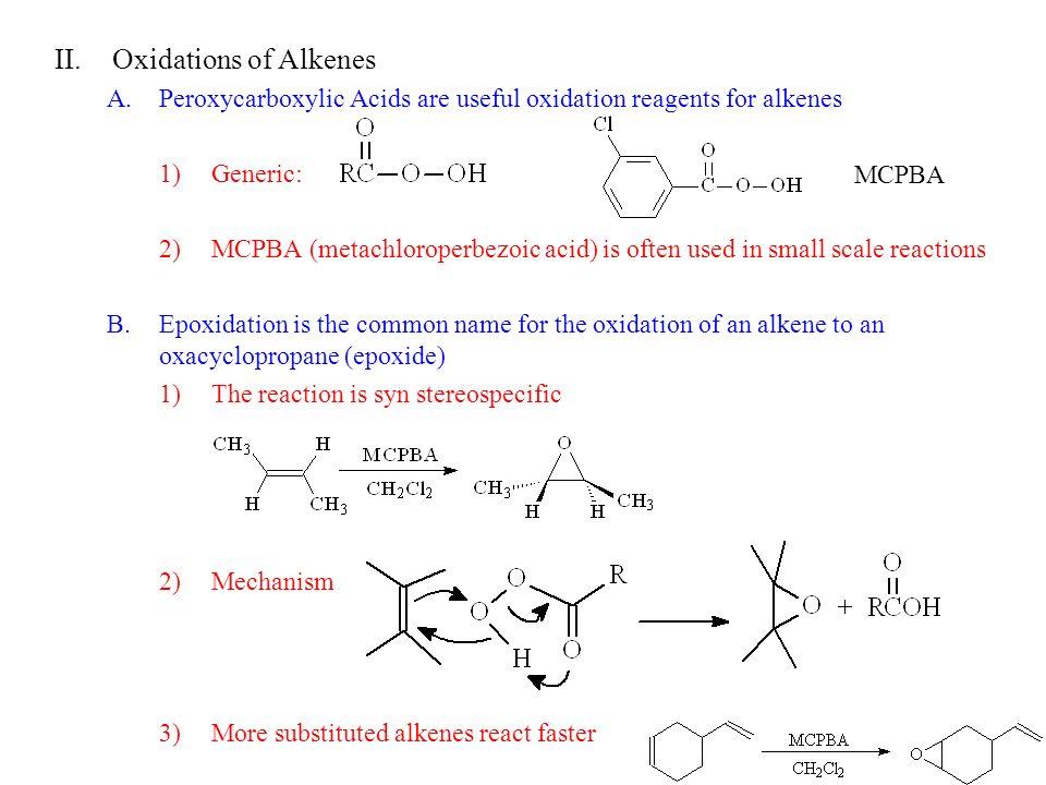 hydroborationoxidation of alkenes essay