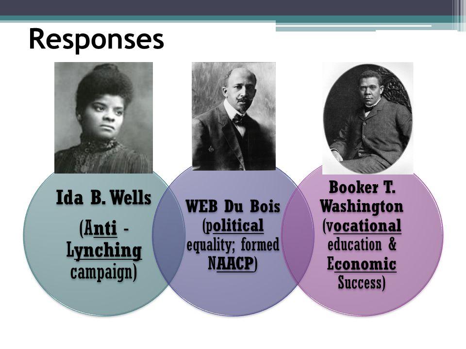 Responses Ida B.