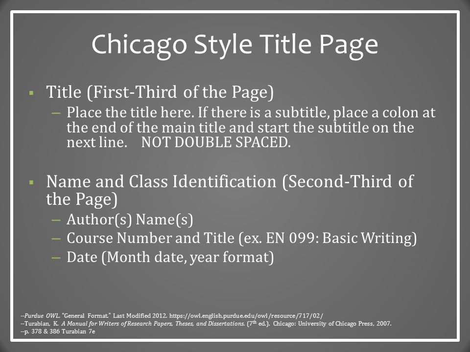 Dissertation Bibliography Chicago