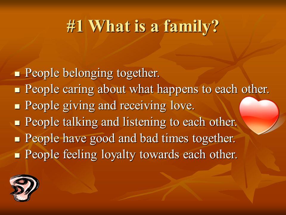 People belonging together. People belonging together.