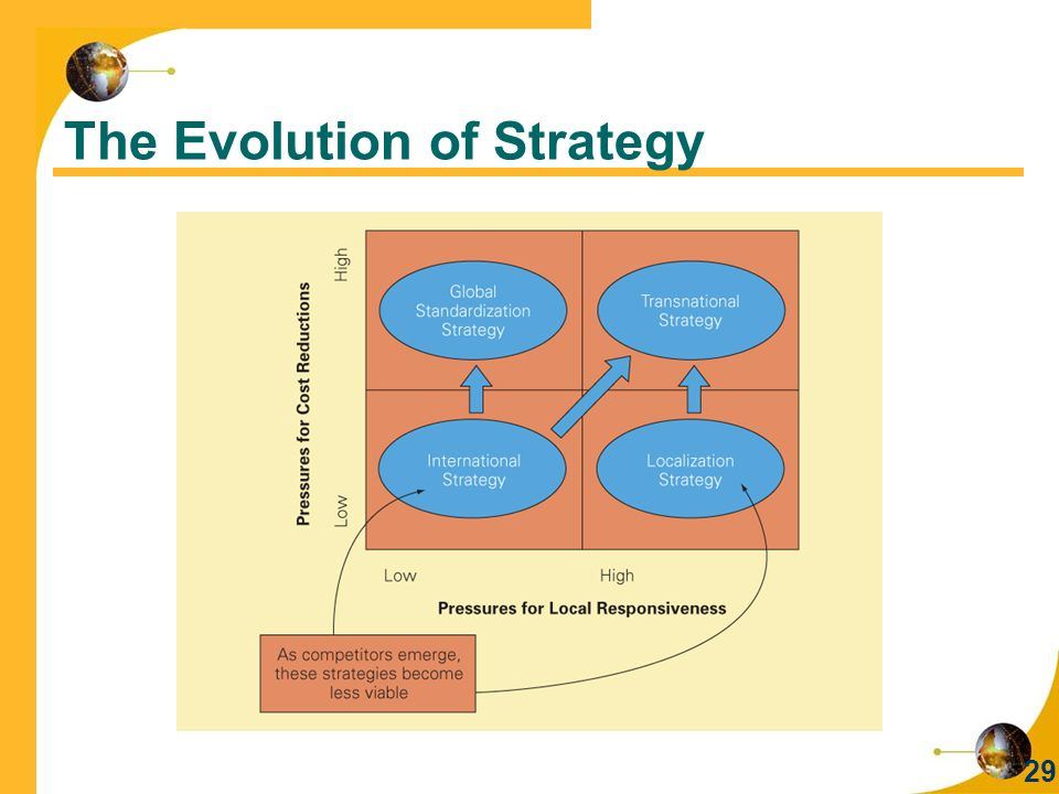 29 The Evolution of Strategy