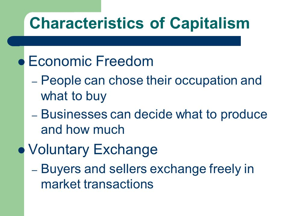capitalist economy Capitalism vs socialism two political, economic, and social systems that differ in several important ways learn why the us is considered capitalist.