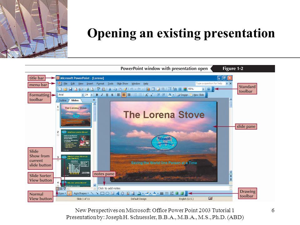 Xp new perspectives on microsoft office power point 2003 tutorial 1 xp new perspectives on microsoft office power point 2003 tutorial 1 presentation by joseph toneelgroepblik Choice Image