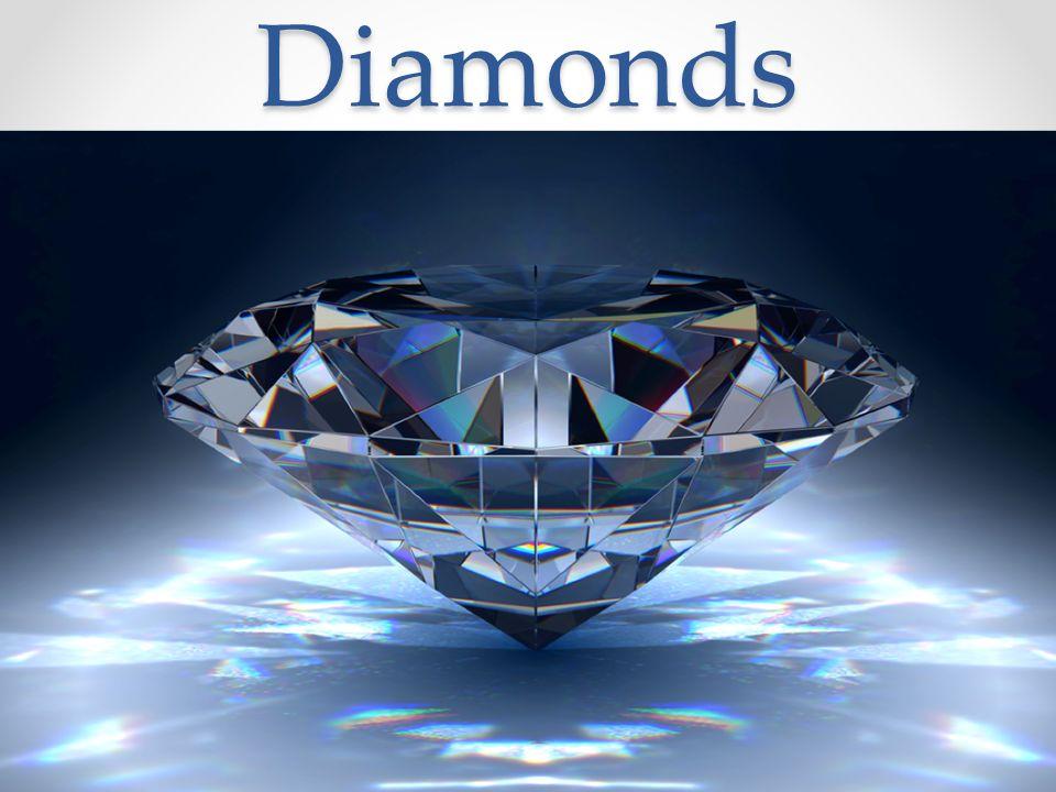 diamond non renewable resources
