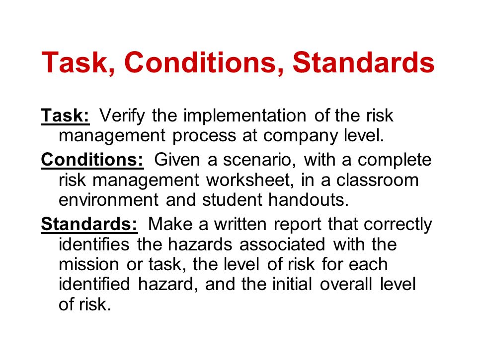 Pictures Army Posite Risk Management Worksheet