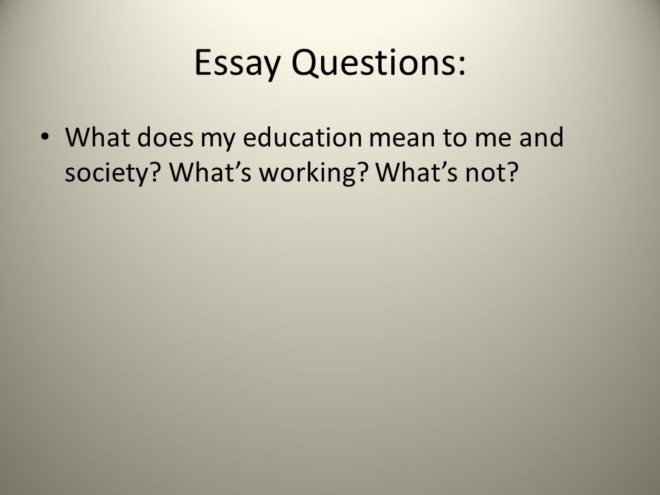 Outline For Essay On A Person