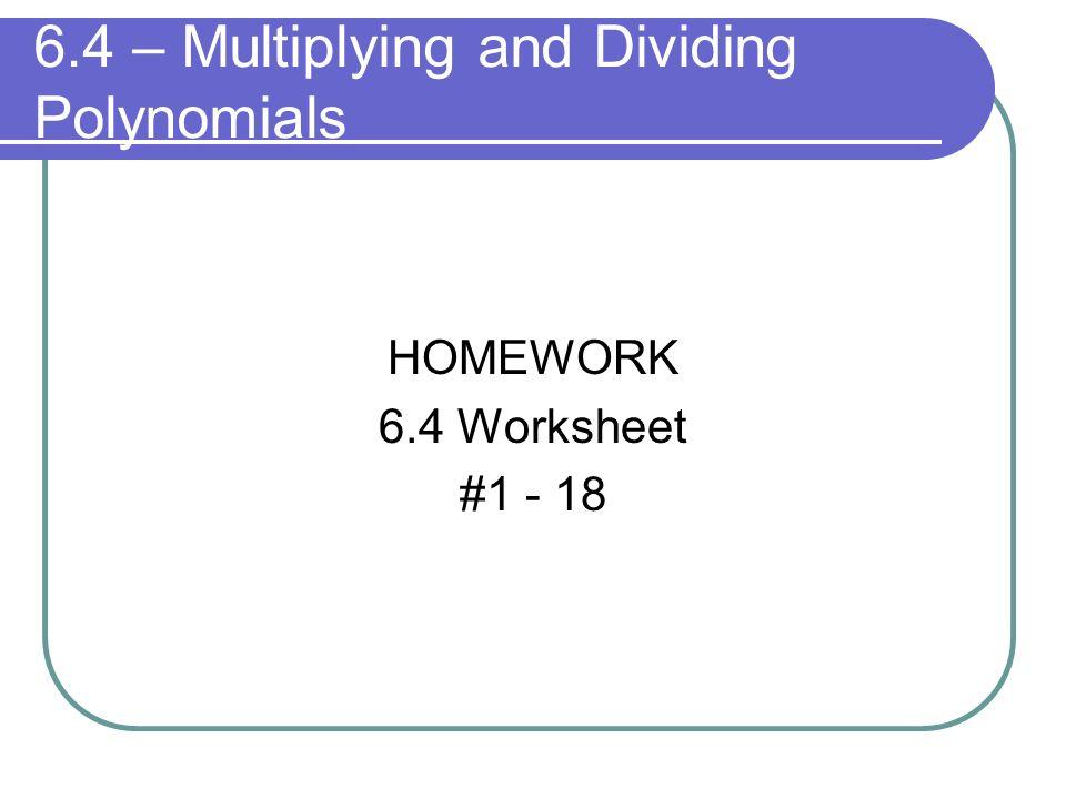 Homework 11 Dividing Polynomials Worksheets Homework for you – Dividing Polynomials Worksheet