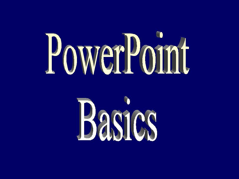 effective presentations. outline powerpoint basics –templates, Presentation templates