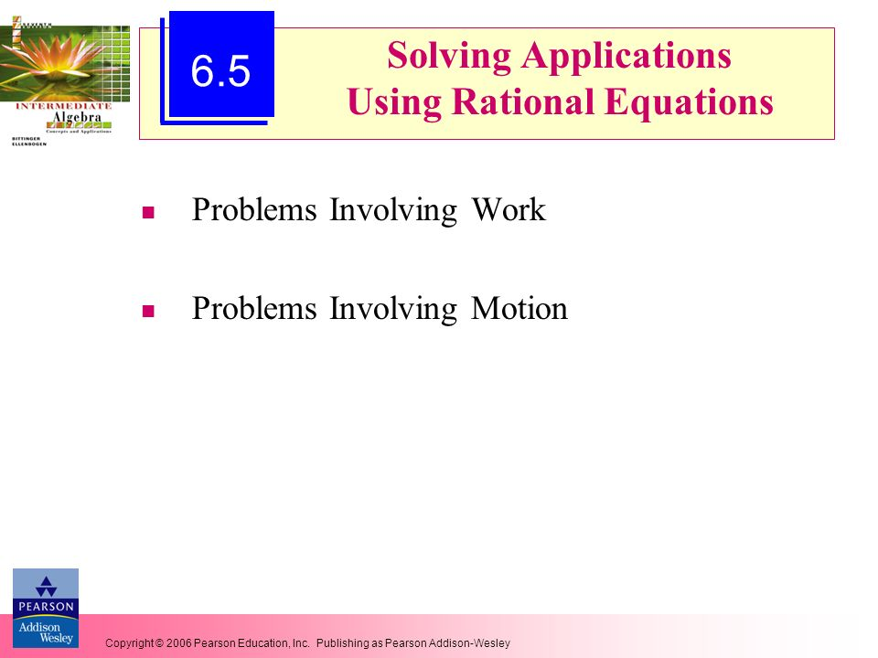 solve word problems Word problems are typically around 50 words in 1 to 3 sentences if the sometimes complicated if the word problem requires that you solve for time you will need to use distance/rate and.