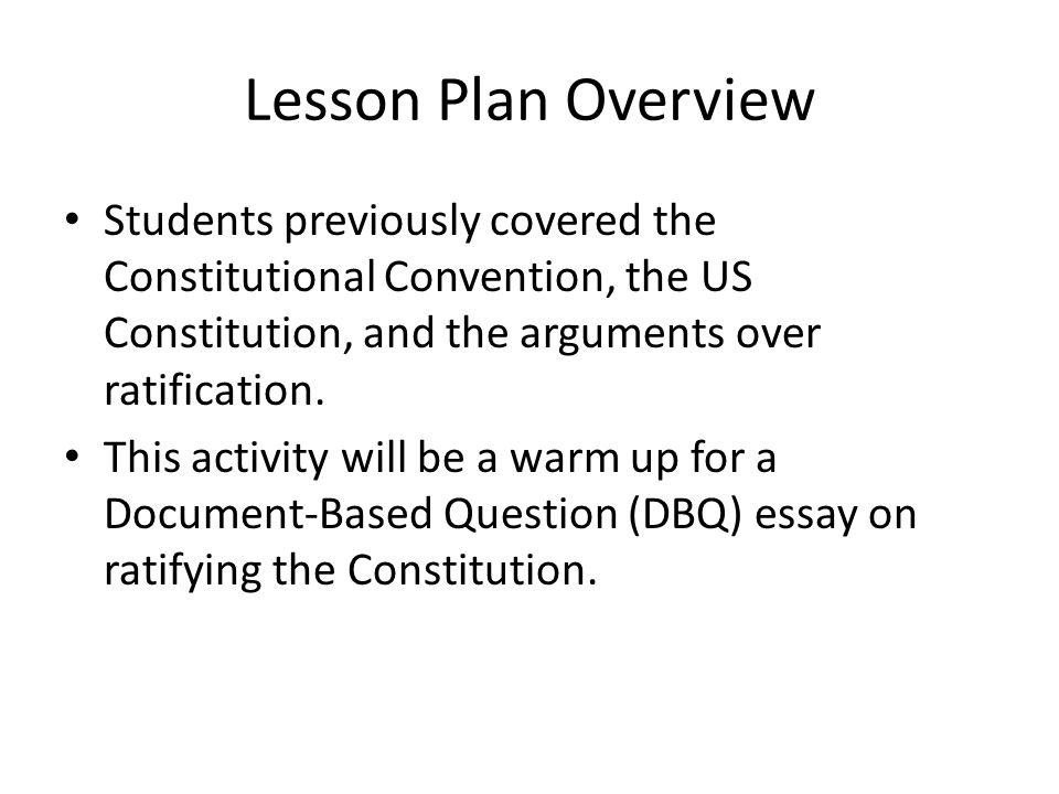 constitution compromises dbq Constitution dbq (rewrite) prompt: various concerns lead to the demise of the articles of confederation and the adoption of the united states constitution.