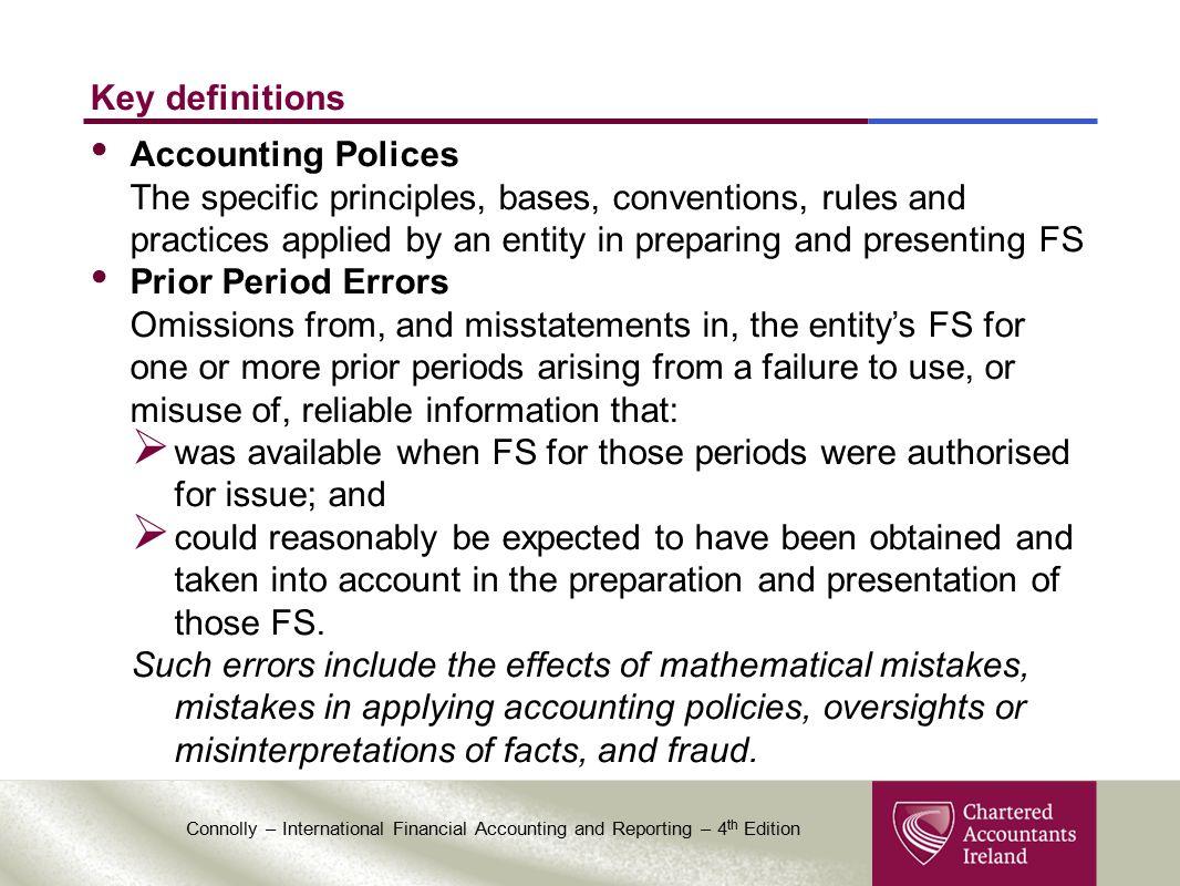 rule base and principle base accounting