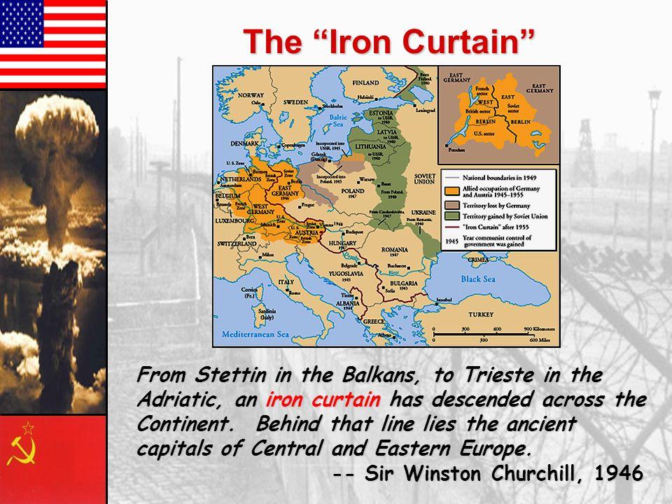 the ideological struggle soviet union united states goal communism spread world wide communism goal