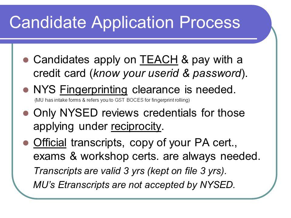 pa teaching certificate reciprocity