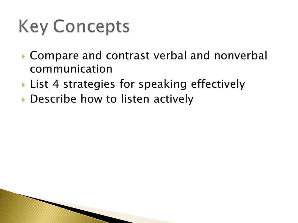 Essay On Nonverbal Communication