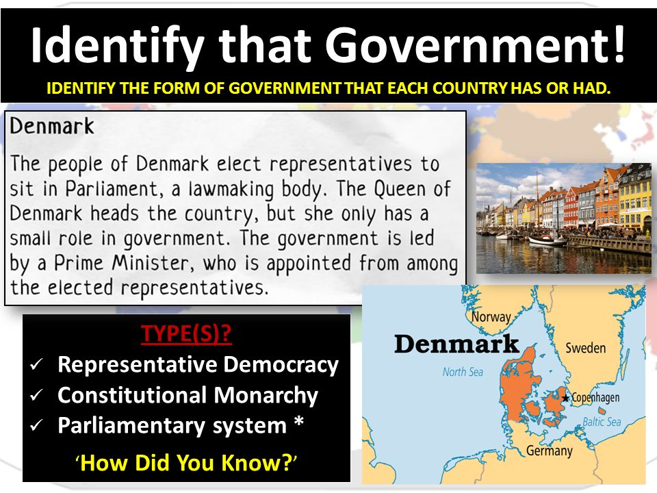 Who Rules? Different Types of Government. Who Rules? Different ...