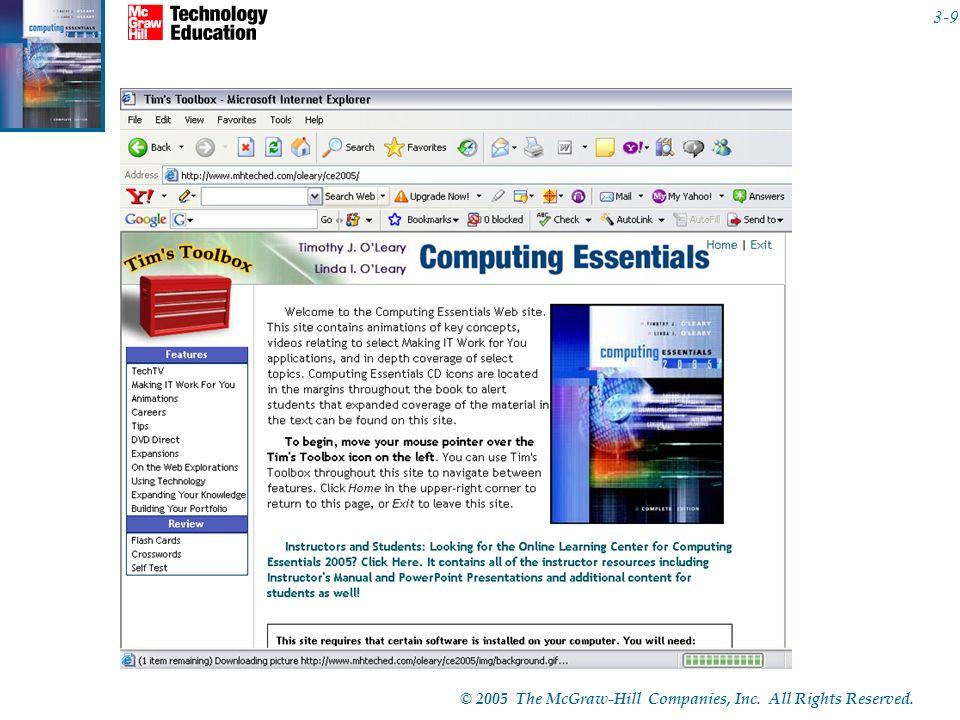 ten application software