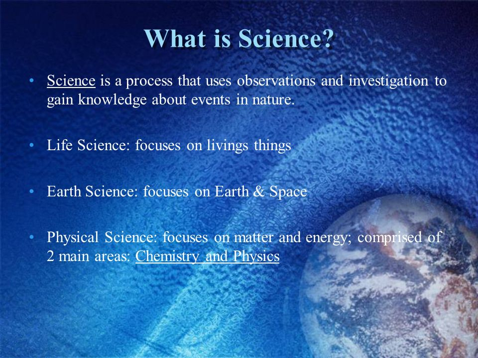 Introduction to Earth Science Or, How The Earth Works. - ppt download
