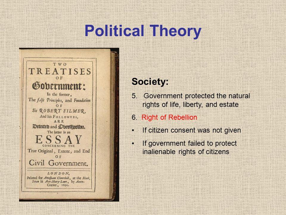 thomas hobbes natural right theory and