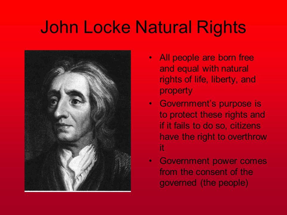 natural rights john locke