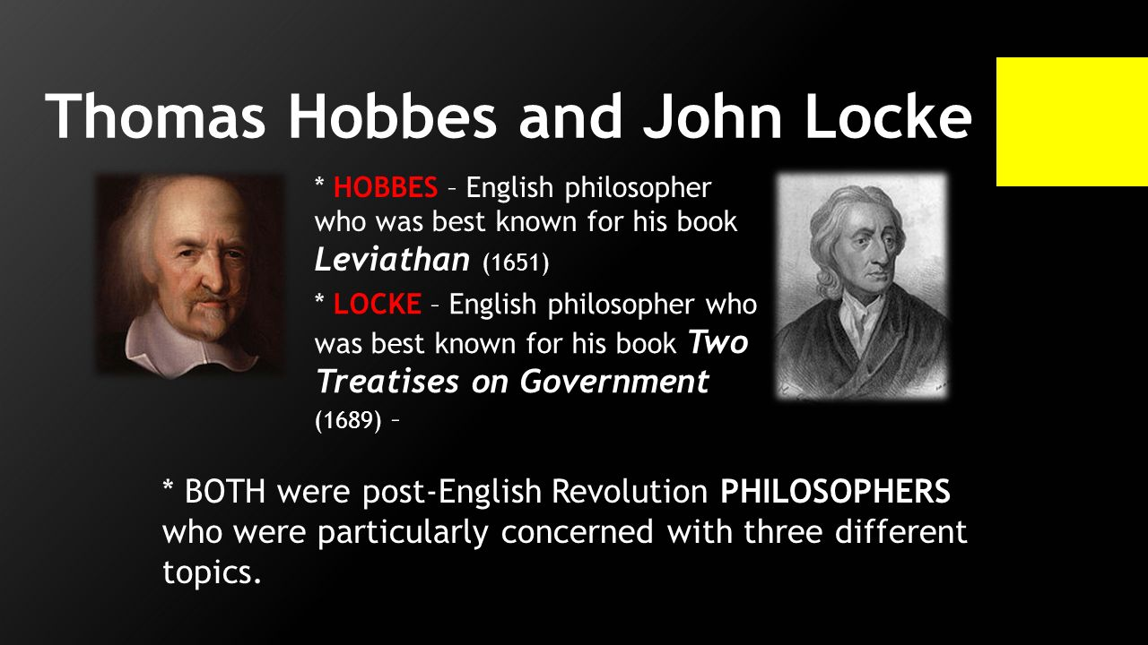 essay on thomas hobbes leviathan
