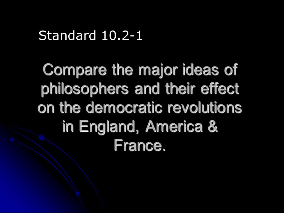 What is the difference between the United States and France?