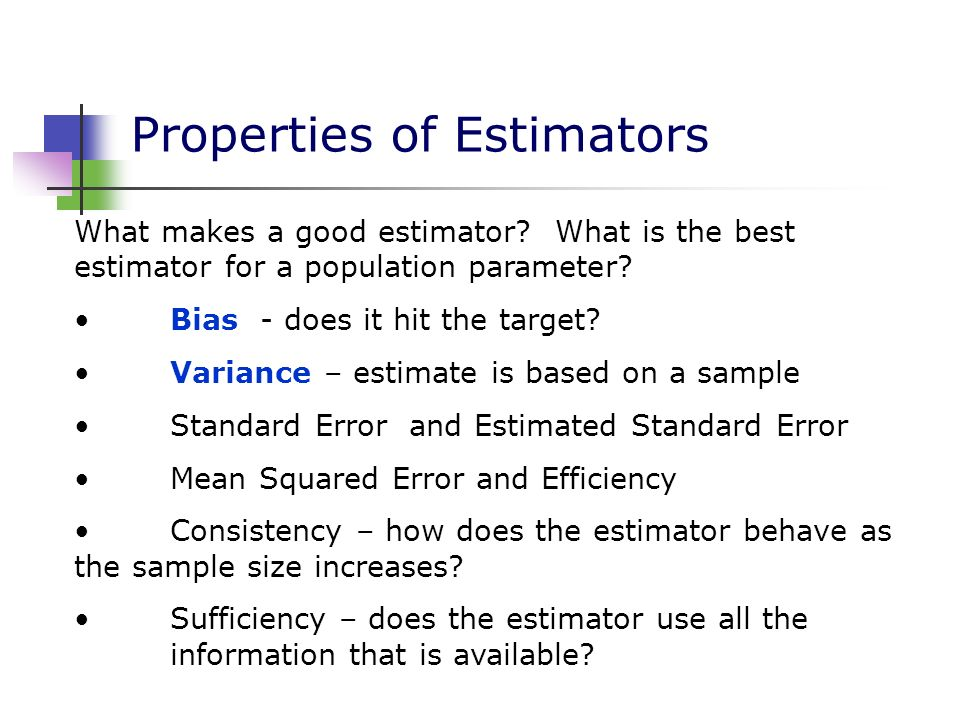 Chapter 7 Sampling and Point Estimation Sample This Chapter 7A ...