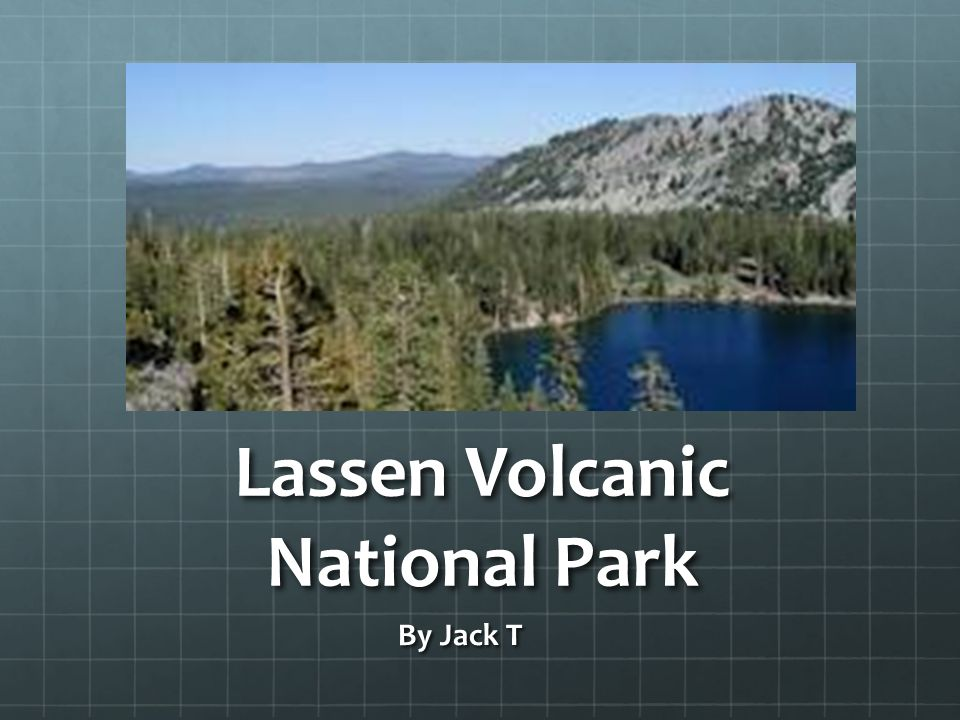 Lassen volcanic national park by jack t map special features some 1 lassen volcanic national park by jack t publicscrutiny Image collections
