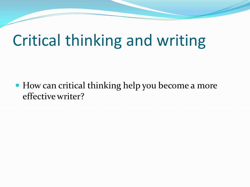 barriers to effective critical and creative thinking This feature is not available right now please try again later.
