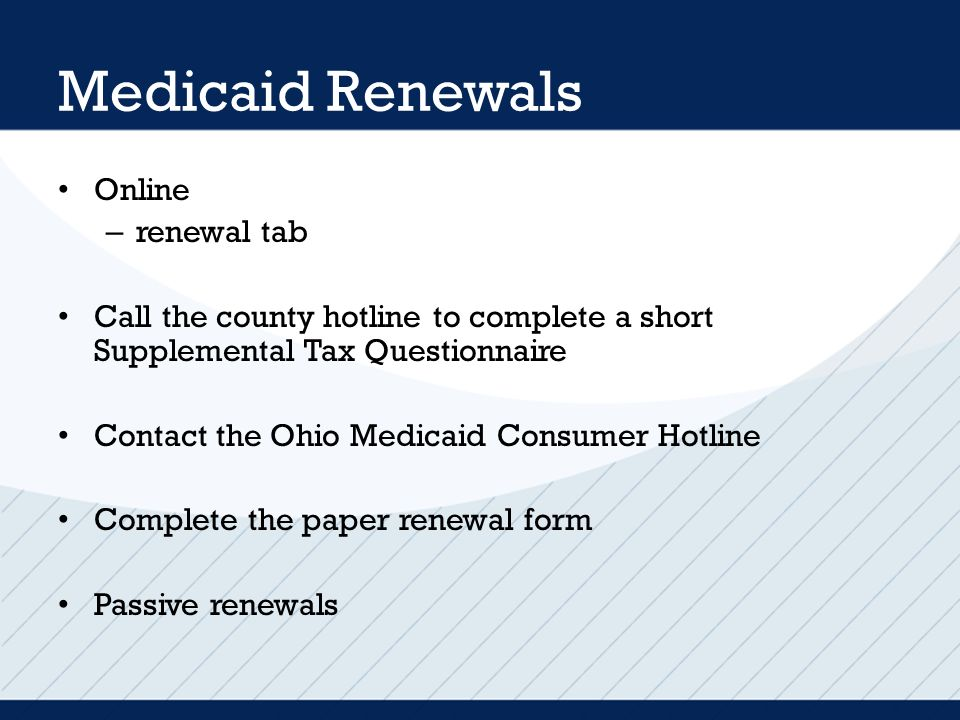 Medicaid Expansion in 2014 ACA creates new option to expand ...