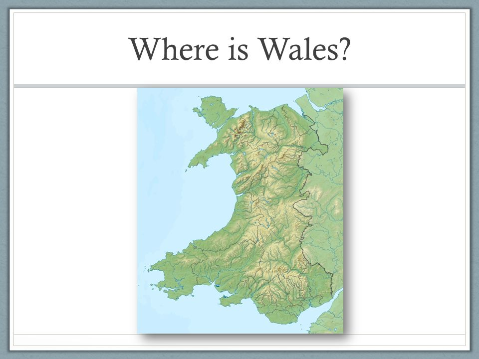 Where Is Wales England Scotland Wales Northern Ireland Republic - Where is wales