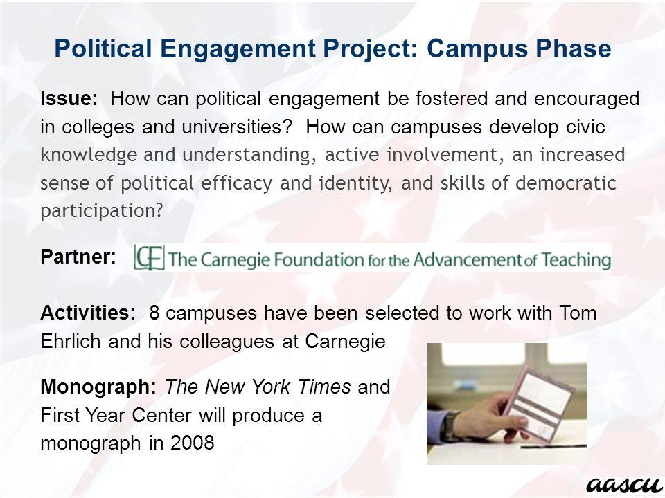 political engagement