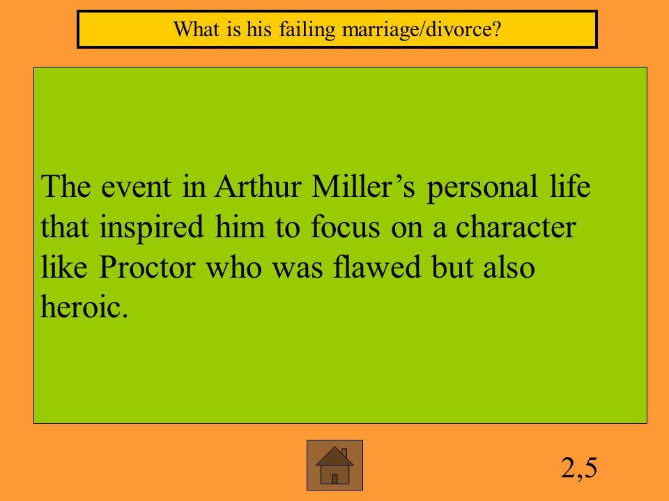 arthur miller focus