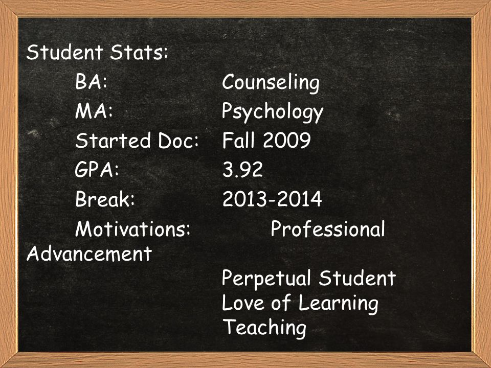 How does one become a professional / perpetual student?