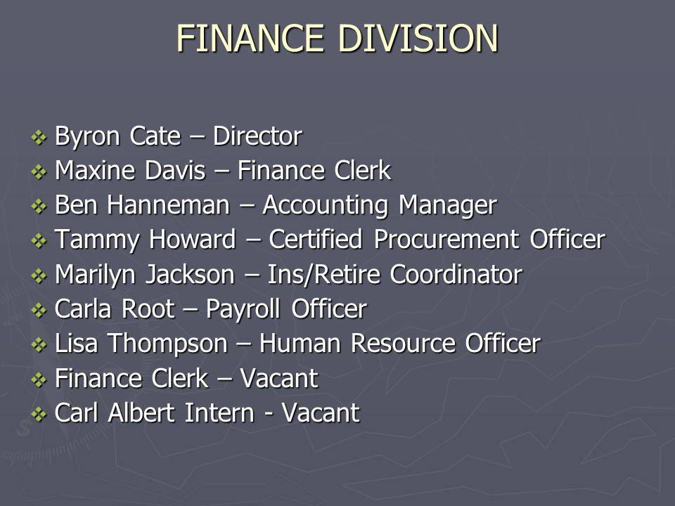 2 finance