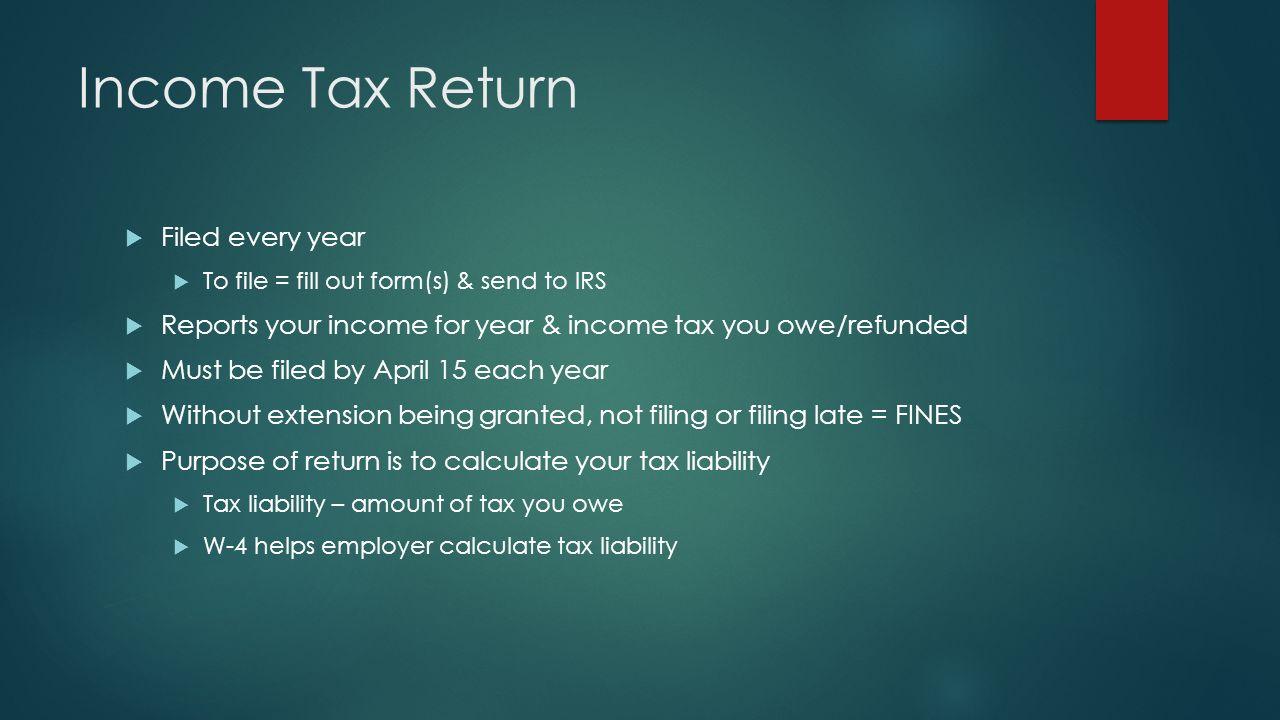 Tax returns 1040 ez w 2 w 4 income tax return filed every 2 income falaconquin