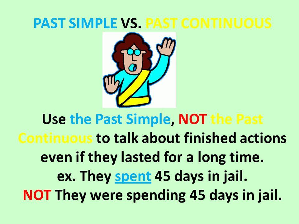 Simple Past exercises Angielski na 6tke