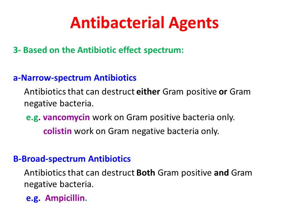 a look at the effects of antibiotics on bacterial growth