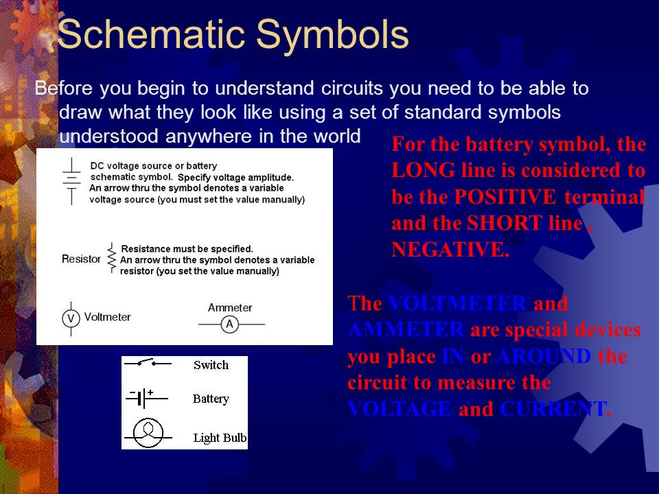 Luxury Battery Symbol Positive Negative Photo - Schematic Diagram ...