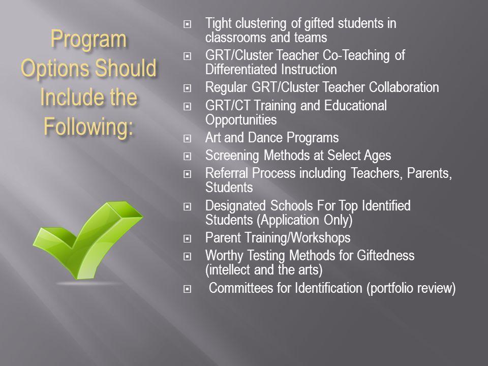 3 Program