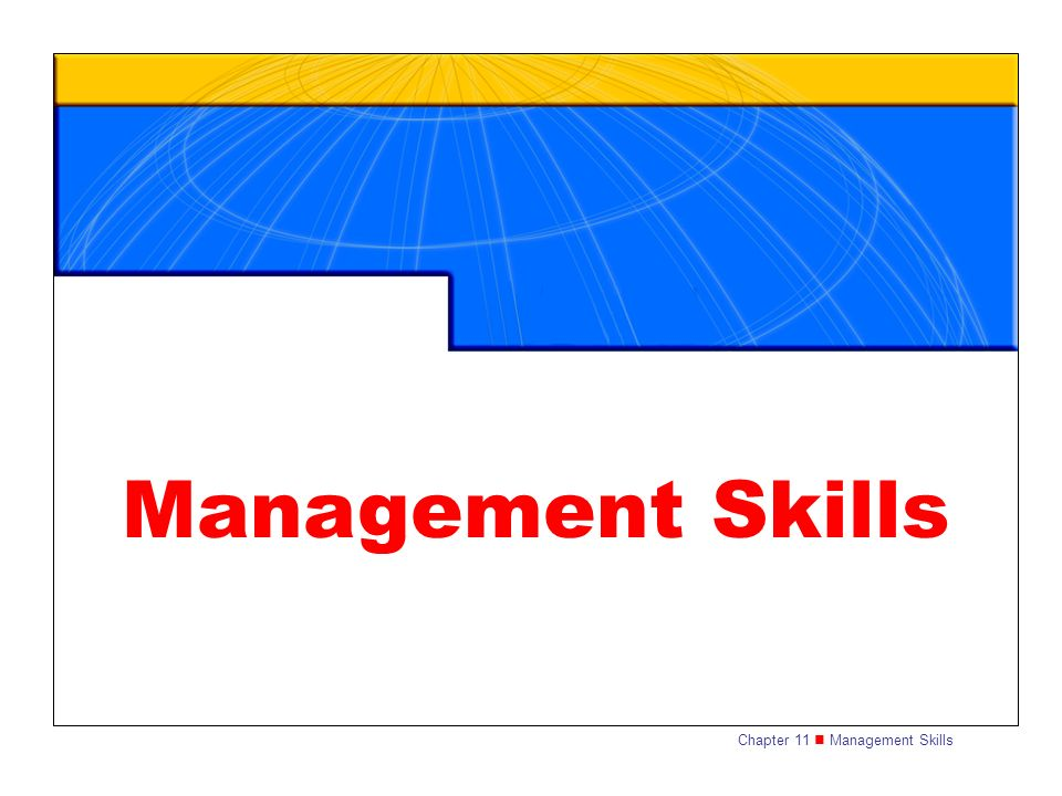 Chapter 11 Management Skills 12 Management Functions Planning Planning involves deciding what will be done and how it will be accomplished.