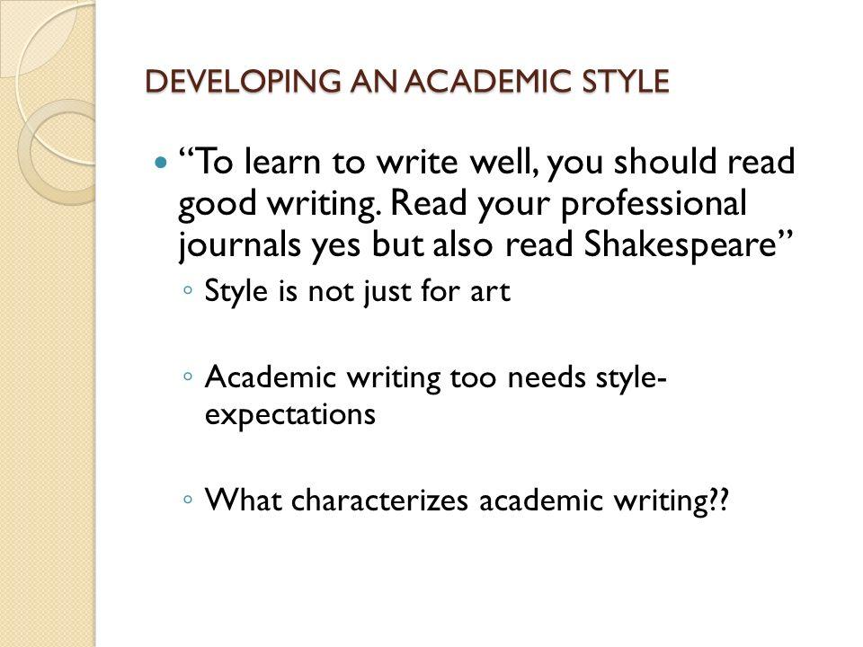 academic thesis writing style Posts navigation