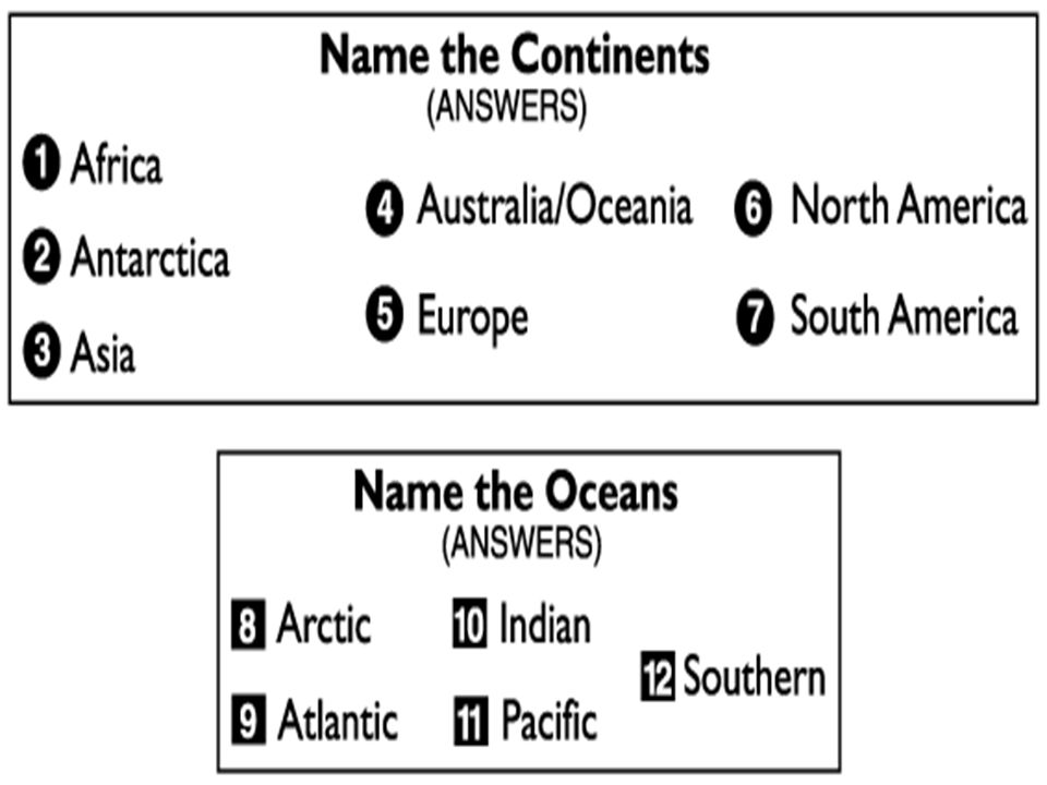 World geography ghsgt review geography is the study of the earths 13 physical map helps you see the types of landforms and bodies of water found in a specific area political map shows features on the earths gumiabroncs Choice Image